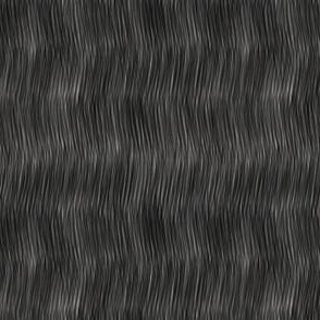 Charcoal gray digital fur texture