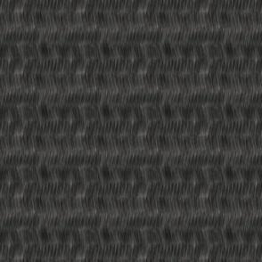 Small Charcoal gray digital fur texture
