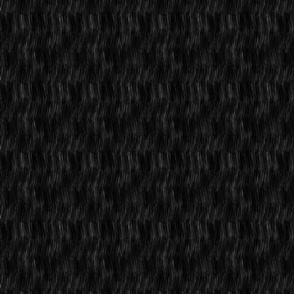 Small Shimmering black digital fur texture
