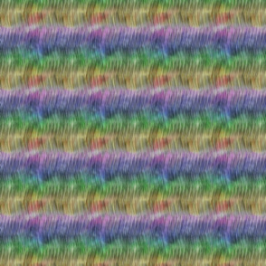 Small Light rainbow digital fur texture