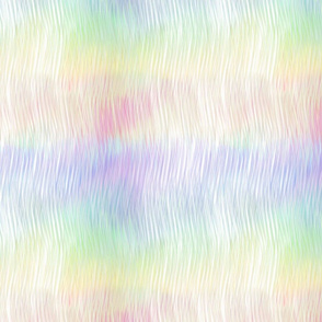 Snowy rainbow digital fur texture