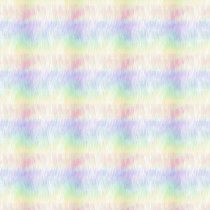 Small Snowy rainbow digital fur texture