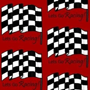Let's Go Racing on Red