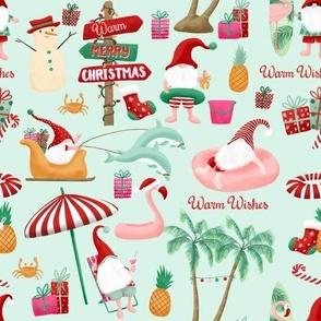 Tropical Christmas