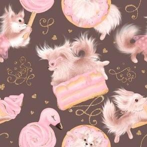 dogs & chocolate