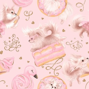 dogs & sweets