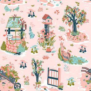English Garden_Pink