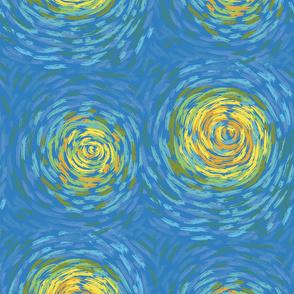 Starry Night Small | Imressionism