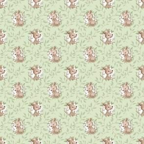 kangaroo green tile