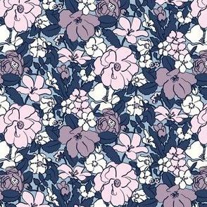 In full Bloom / blues