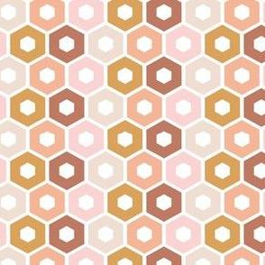 Honeycomb / multicolor