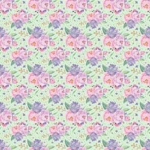 Springtime Floral // Mini Size