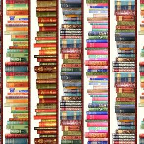 Jane Austen bookshelf rotated mini