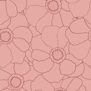 Sprinkle flower (pink)
