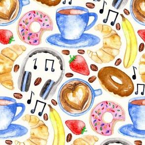Snacks & Songs