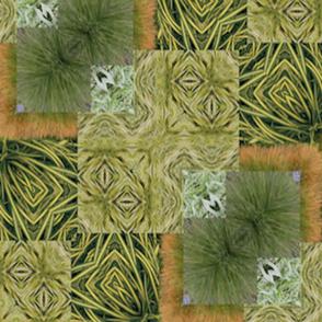 Wild Weave - Grassy Check