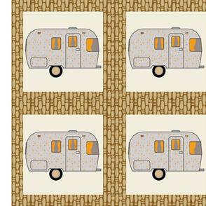 Cheater Quilt, Fill-a-Yard - Airstream2_Orange