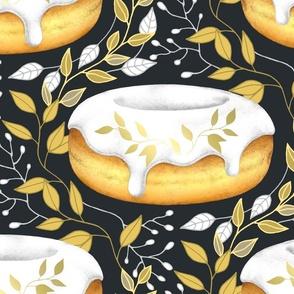 Doughnut Damask