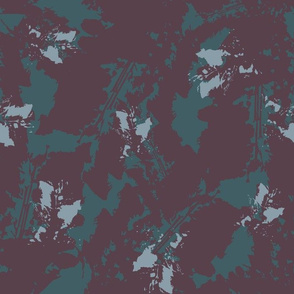 moody foliage -