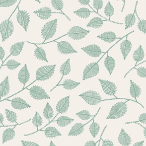 embroidered leaves-02