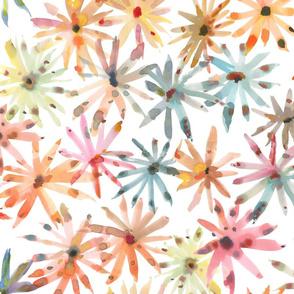 Floral wallpaper_Multicolor
