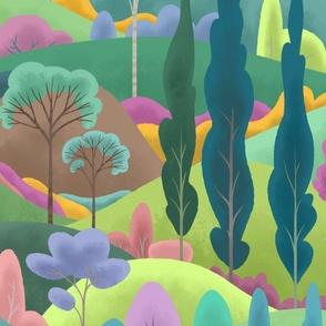 Bucolic_spring_panorama