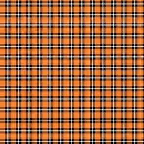 Orange Plaid - Small (Summer Collection)