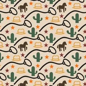 Lassos, Horses, and Cacti, Oh My!