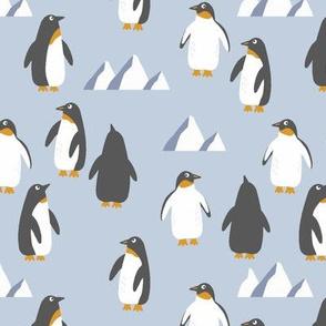 Arctic adventure penguin