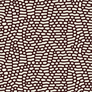 Abstract organic texture