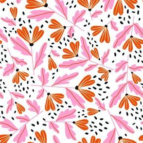 Sprinkle Floral - Pink
