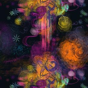 Cosmic Joy (medium)