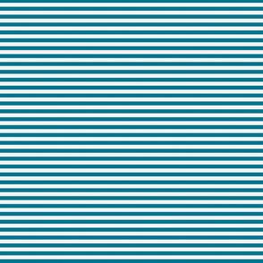Blue  and White horizontal stripe
