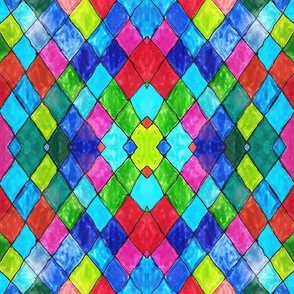 Handmade geometrics