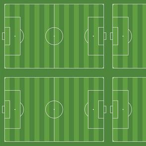 Soccer Field AstroTurf Grass