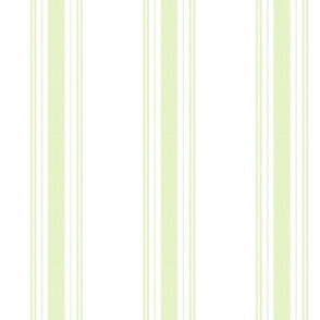 Minty Green French Mattress Ticking