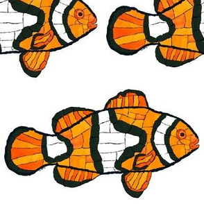 Mosaic Clownfish