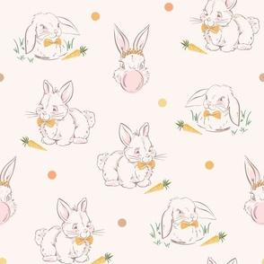 Baby Bunny Love