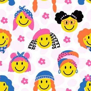 Smiley Women