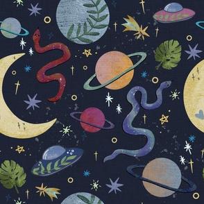 Luna snake