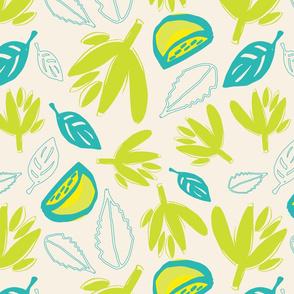 Lemon Leaves Natural