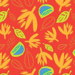 Lemon Leaves Mandarine