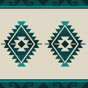 Poncho 2 (green)