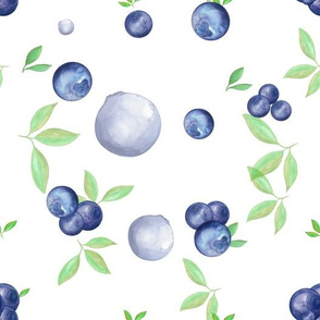 Blueberry Illusion