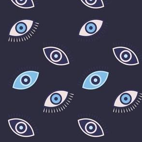Eye Row