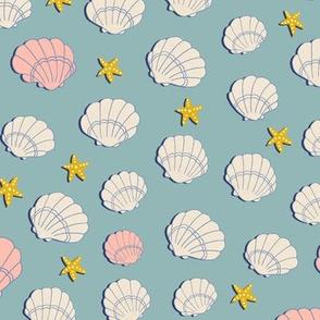 Seashells N Starfish