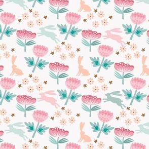 Meadow flower pattern 2