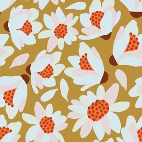 Chunky floral medium