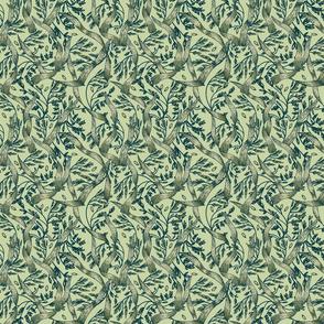 Wild Grasses Green