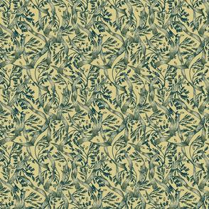 Wild Grasses Gold